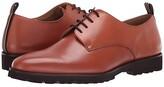 Carlos by Carlos Santana Power Lite Oxford (Cognac Full Grain Calfskin Leather) Men's Shoes