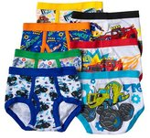Handcraft Blaze and the Monster Machines Toddler Boys 7 Pack Underwear Briefs