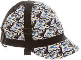 Kenzo Tiger Print Fitted Cap