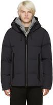 Isaora Grey Down Tech Jacket