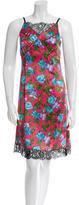 Nina Ricci Silk Slip Dress