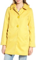 Kate Spade Women's Scallop Edge Raincoat
