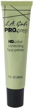 L.A. Girl Pro Prep Color Correcting Primer Green