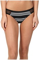 DKNY Stripeology Mesh Splice Bottom