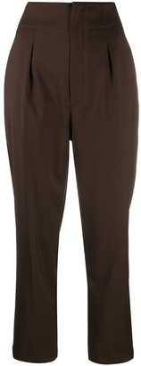 Barena Straight-Leg Tailored Trousers