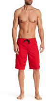 O'Neill Santa Cruz Red Board Short