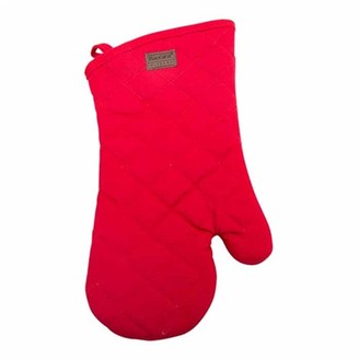 Baccarat Kitchen Oven Glove Red