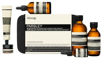 Aesop Parsley Seed Extended Anti-Oxidant Skin Care Kit