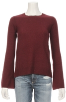 Autumn Cashmere Bell Sleeve Crew Sweater