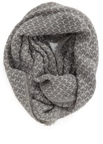 BP Women's Textured Knit Infinity Scarf