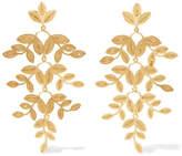 Mallarino Gabriella Gold Vermeil Earrings