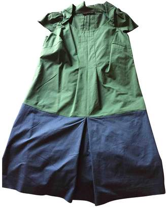 Massimo Rebecchi Multicolour Cotton Dress for Women