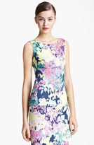 Erdem 'Imperial Rose' Print Jersey Top