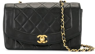 Chanel Pre Owned 1992's Diana quilted shoulder bag