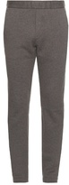 Bottega Veneta Cotton and wool-blend track pants