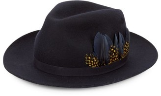 Paul Smith Feather Wool Fedora
