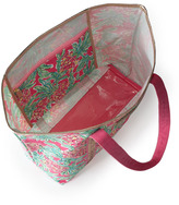 "Lilly Pulitzer Pink ""Spike Punch"" Tote"