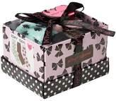 Betsey Johnson 3-Pack Cozy Gift Set Women's Crew Cut Socks Shoes