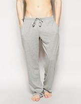Polo Ralph Lauren Jersey Lounge Pants In Loose Fit