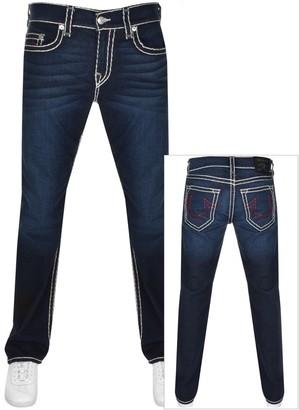 True Religion Ricky Super T Jeans Blue