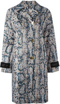 Kenzo Lightweight Volume Trench Coat