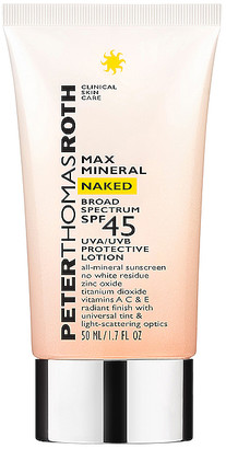 Peter Thomas Roth Max Mineral Naked Broad Spectrum SPF 45