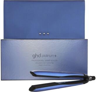 ghd Cobalt Blue Platinum+ Styler Set - Upbeat Collection
