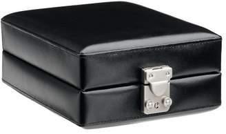Wolf 383002 Savile Row 2 Piece Watch/Valet Box