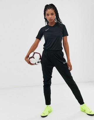 Nike Football dry academy pants in black
