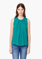 Mango Outlet Flowy Top