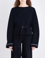 Miharayasuhiro Tioas cotton-jersey sweatshirt