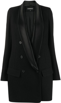 Ann Demeulemeester Tailored Double Breasted Coat