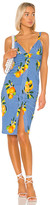 Privacy Please Lantana Midi Dress
