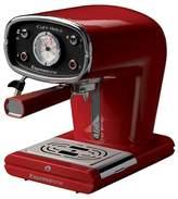 Espressione New Café Esspresso Maker - Red