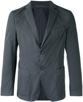 Officine Generale two-button blazer - men - Cotton/Polyester - 46