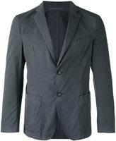 Officine Generale two-button blazer - men - Cotton/Polyester - 50