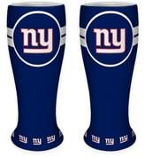 NFL New York Giants Ceramic Collectible Mini Pilsner Glass (Set of 2)