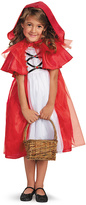 Disguise Red & White Red Riding Hood Dress-Up Set - Kids