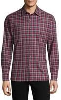Robert Graham Jamestown Cotton Button-Down Shirt