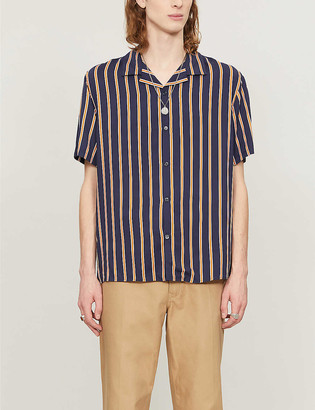 The Kooples Striped woven shirt