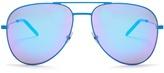 Saint Laurent Classic 11 mirrored aviator sunglasses