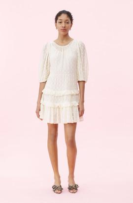 Rebecca Taylor Michelle Embroidered Dress
