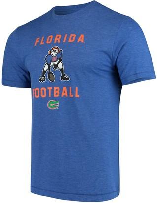 Life is Good Men's Royal Florida Gators Football Jake T-Shirt