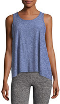 Beyond Yoga Scoop-Neck Lightweight Cross-Back Performance Tank