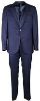 Corneliani Checked Suit