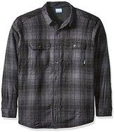 Columbia Men's Big Windward III Shirt Jacket