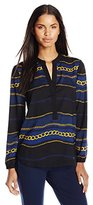 Juicy Couture Black Label Women's Royal Windsor Shirting