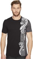 Versace Men's Printed T-Shirt T-Shirt