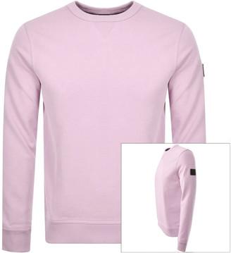Boss Casual BOSS Walkup Sweatshirt Pink