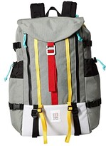 Topo Designs Mountain Pack (Silver 1) Backpack Bags